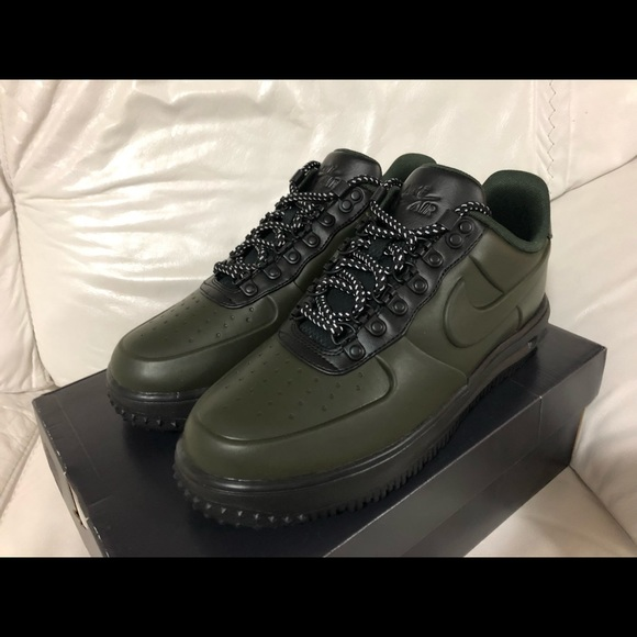 00daf73deb015 Nike Shoes | Lf1 Duckboot Low Sequoia Black Air Force New | Poshmark